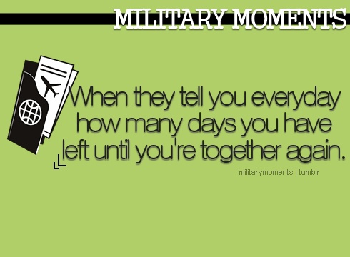 :) Thats when you know its getting close.Cant Wait, Army Strong, Best Friends, Army Wife, Army Life, Military Wife, Military Moments, Letters, Wife Life