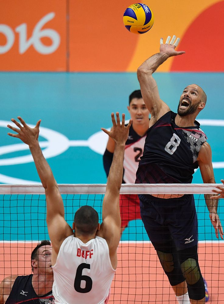 William Reid Priddy : Team USA in Rio: Must-see photos of U.S. Olympic