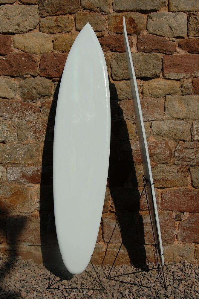 Su 100 W D Deko Surfboard 100 Cm Beidseitig Lackiert Retro