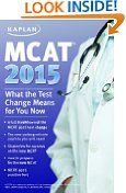 Free Kindle Book -  MEDICINE - FREE -  MCAT 2015: What the Test Change Means for You Now