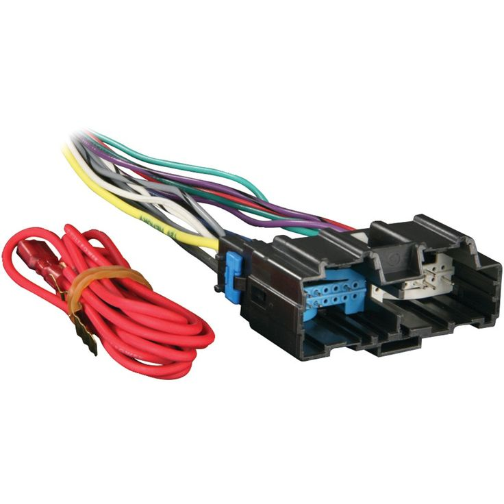 Metra 2006 & Up Chevrolet Impala And Monte Carlo Harness. Does not retain any warning chimes nor OnStar(R) No 12V accessory output Chevrolet 2006 Impala/Monte Carlo  Chevrolet 2007 Suburban/Tahoe GMC Yukon 2007