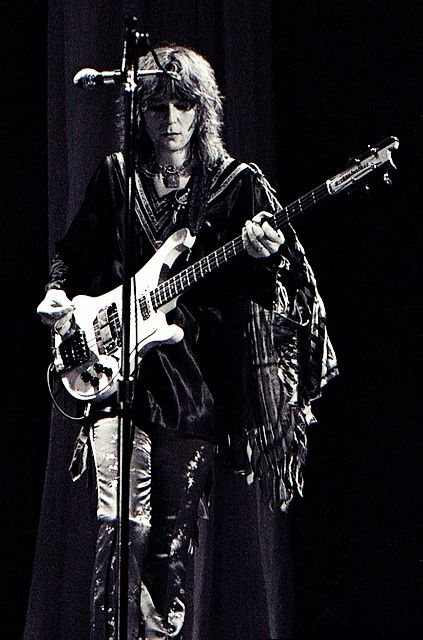 Chris Squire - The Selfs, The Syn, Mabel Greer's Toyshop, Yes, XYZ, Conspiracy, Squackett