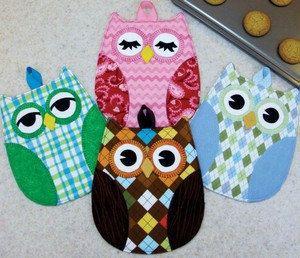 Cute hot pads.