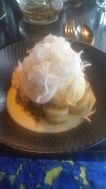 Desserttttt ^_^ @Spice Temple Crown