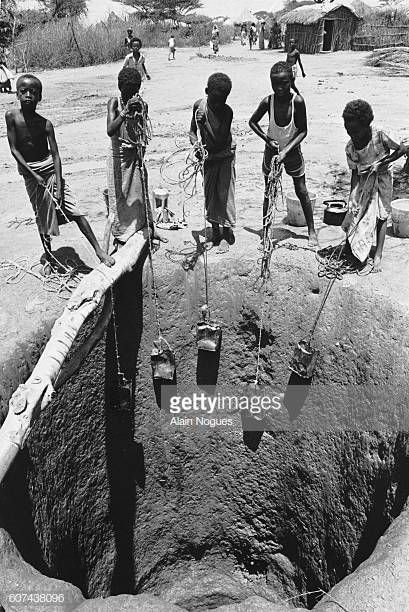 Ethiopians fleeing from a seemingly endless civil war in Eritria and