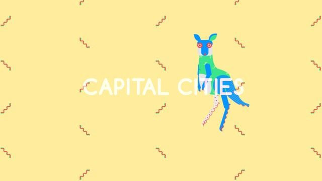 """2014.12  Video karaoke project at CalArts. same as Kinetic Typography.   Song : Capital Cities - Kangaroo Court (2013)  Kangaroo Court means unfair and unofficial trial.  The term """"Kangaroo Court"""" comes from the notion of justice proceeding """"by leaps"""", like kangaroo.        *I got a copyright permission from Capital Cities."""
