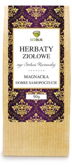Niezwykłą, zdrowotna herbata o zrównoważonym smaku i doskonałym aromacie. Esencja zdrowia i smaku zaczerpnięta z natury.