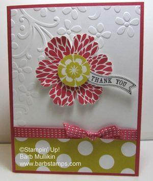 Betsysblossomsblossompunch: Polka Dots, Cute Cards, Betsy Blossoms, Blossoms Sets, Dots Paper, Mixed Bunch, Blossoms Stamps, Blossoms Blossoms Punch, Su Mixed