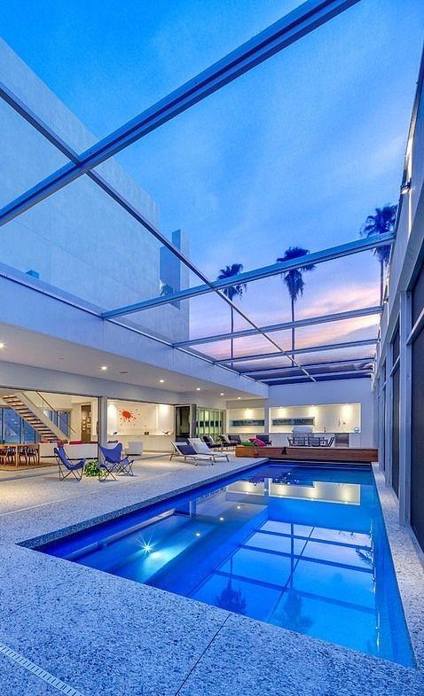 World of Architecture: Modern Florida Mansion