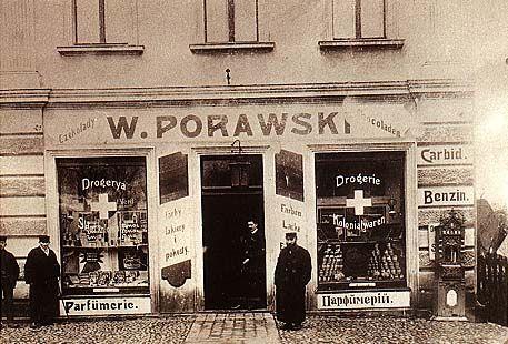 Skalmierzyce Nowe near Kalisz, 1912 or 1913.