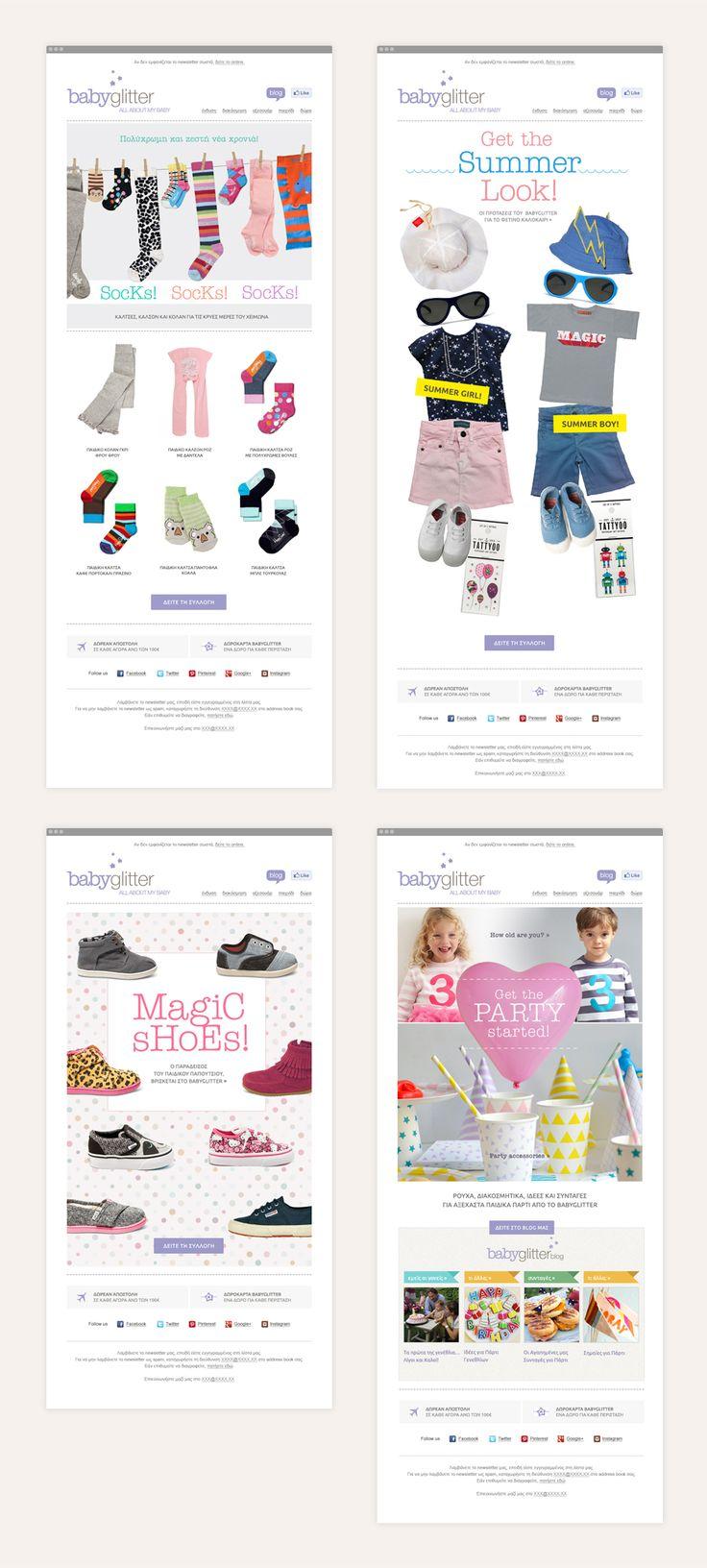 Babyglitter #newsletters