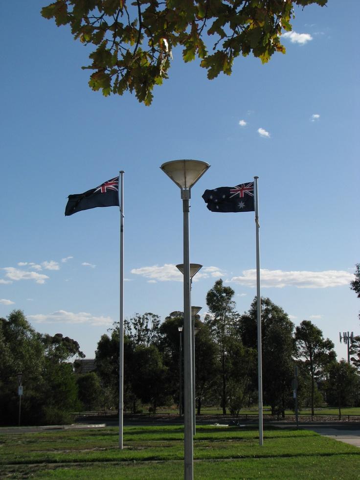 Aussie, Aussie, Aussie! VIC Australia