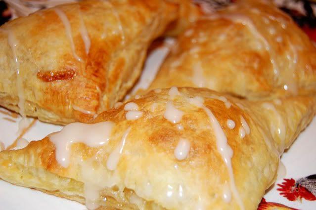 Guava Cheese Turnovers (Guava Pastelillos)