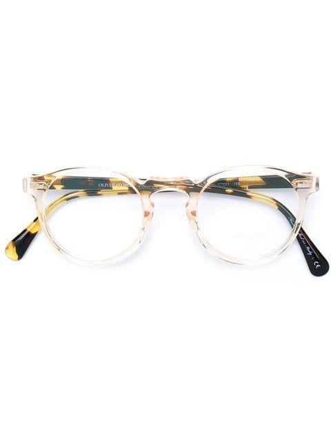 08002847ce9 Shop Oliver Peoples  Gregory  glasses