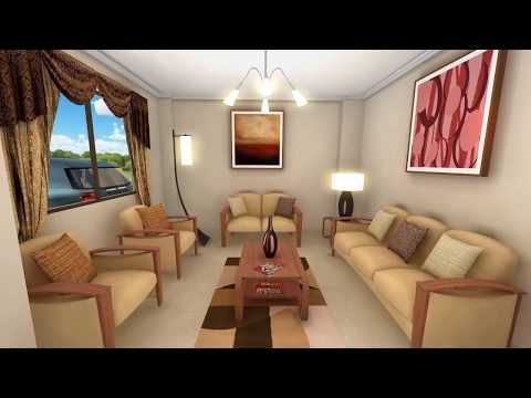 Recorrido virtual de Casa modelo Fátima - Urbanización La Romareda - Guayaquil, Ecuador - YouTube