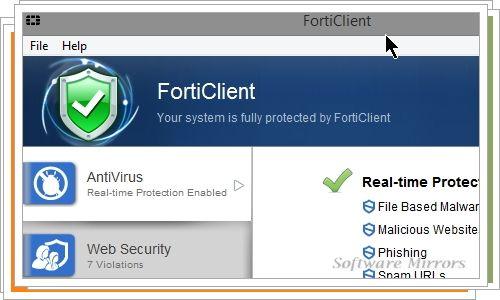 FortiClient 5.4.2 Offline Installer