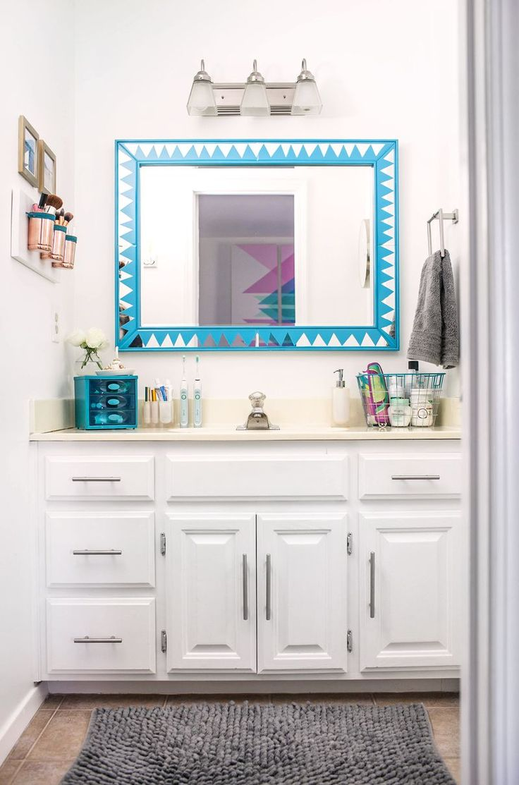 Bathroom cabinet organizers - Organize Your Bathroom Vanity Like A Pro A Beautiful Mess