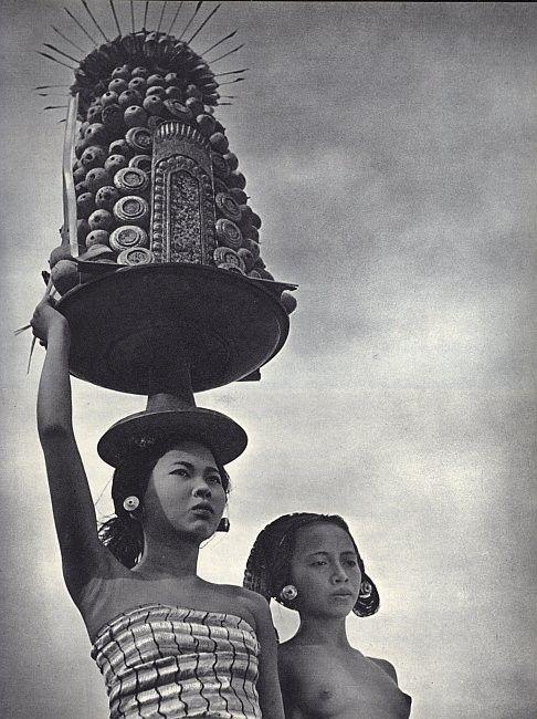 1960 Rare JAVA SUMATRA BALI Dutch Indonesia Islands