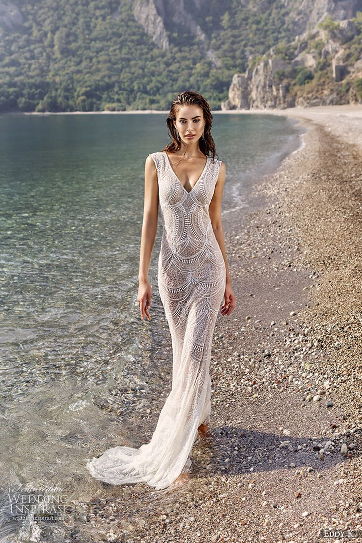 Destination Wedding Dresses For