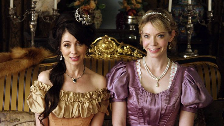 Another Period - Comedy series about an obscenely wealthy family in turn-of-the-century Rhode Island, played out like a reality tv show. Full of sex, incest, horrendous snobbery, and Helen Keller. Very very very funny!
