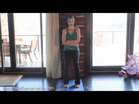 Fitness Made Easy: Yoga For Diastasis Recti