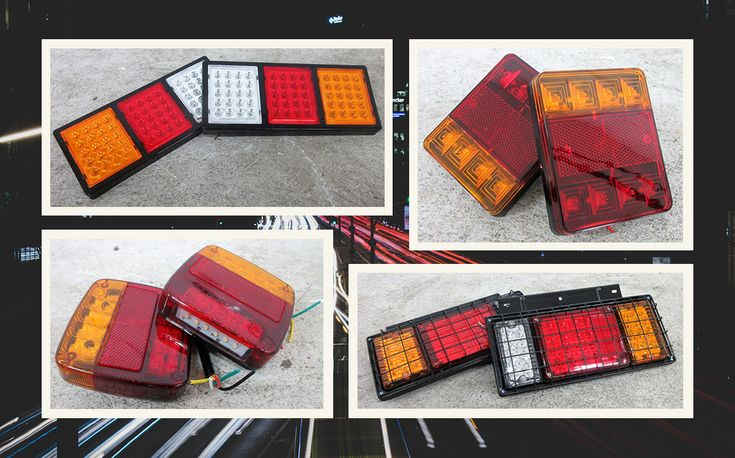The Tools and Trade Equipment Clearance Auction includes a range of LED TAIL LIGHTS and 4x4 light bars plus heaps more gear for the toolbox and work car!