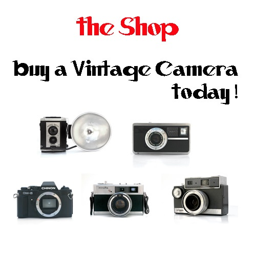 Vintage Camera Shop - Buy Vintage Cameras - Antique Cameras for Sale http://vintagecameraclub.com/vintage-camera-shop/
