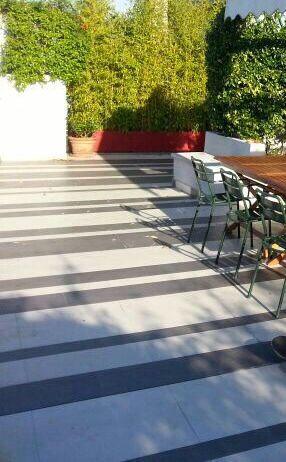 Al-So terrace pav