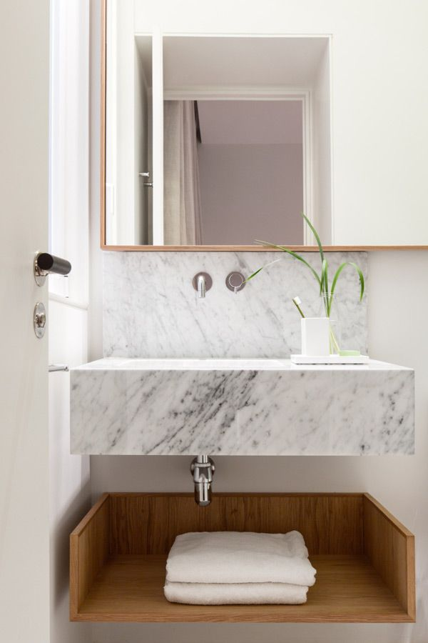 Foam & Bubbles: Scandinavian Bathrooms 3
