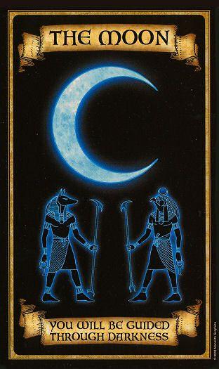 Oraculo Madame Endora: La Luna - La magia del Tarot