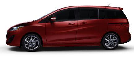 MAZDA5 - Awards & Reviews - Mazda Canada