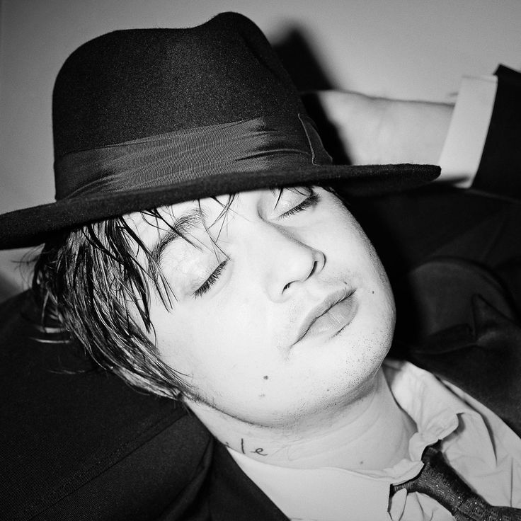 Pete Doherty, Photo by Lars Borges.