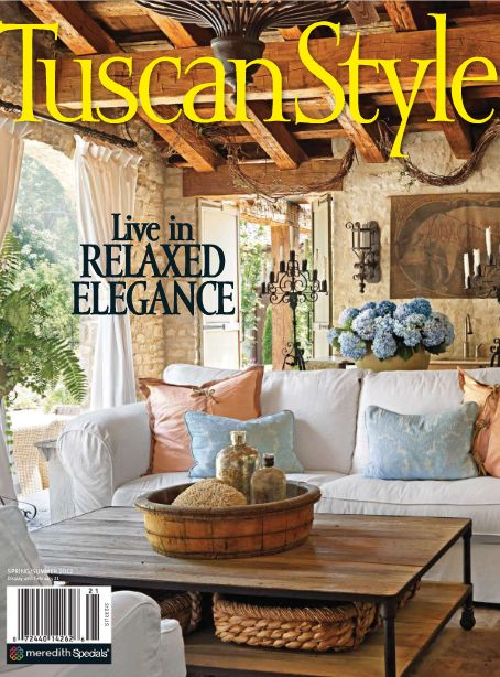 Tuscan Style Mag - find this