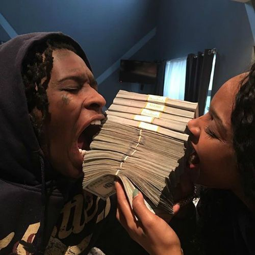 Young Thug and Jerrika Karlae - The 25 Best Hip-Hop Instagram Pictures Of The Week | Complex