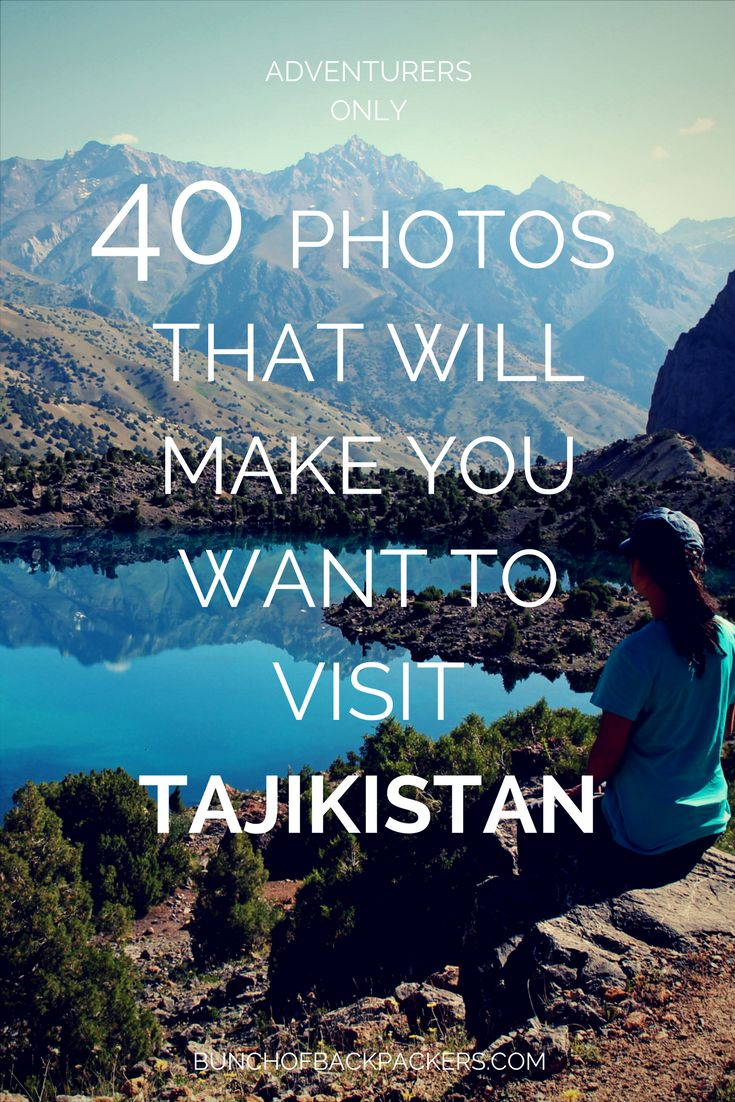 For the adventurous souls: 40 of my favorite photos that will inspire you to visit Tajikistan! - Bunch of Backpackers