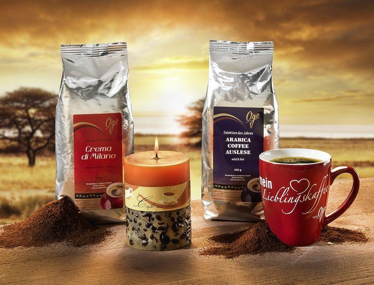 #kaffee #crema #arabica #arabicacoffeeauslese #ogo #kaffeekerze #kerze #lieblingsbecher