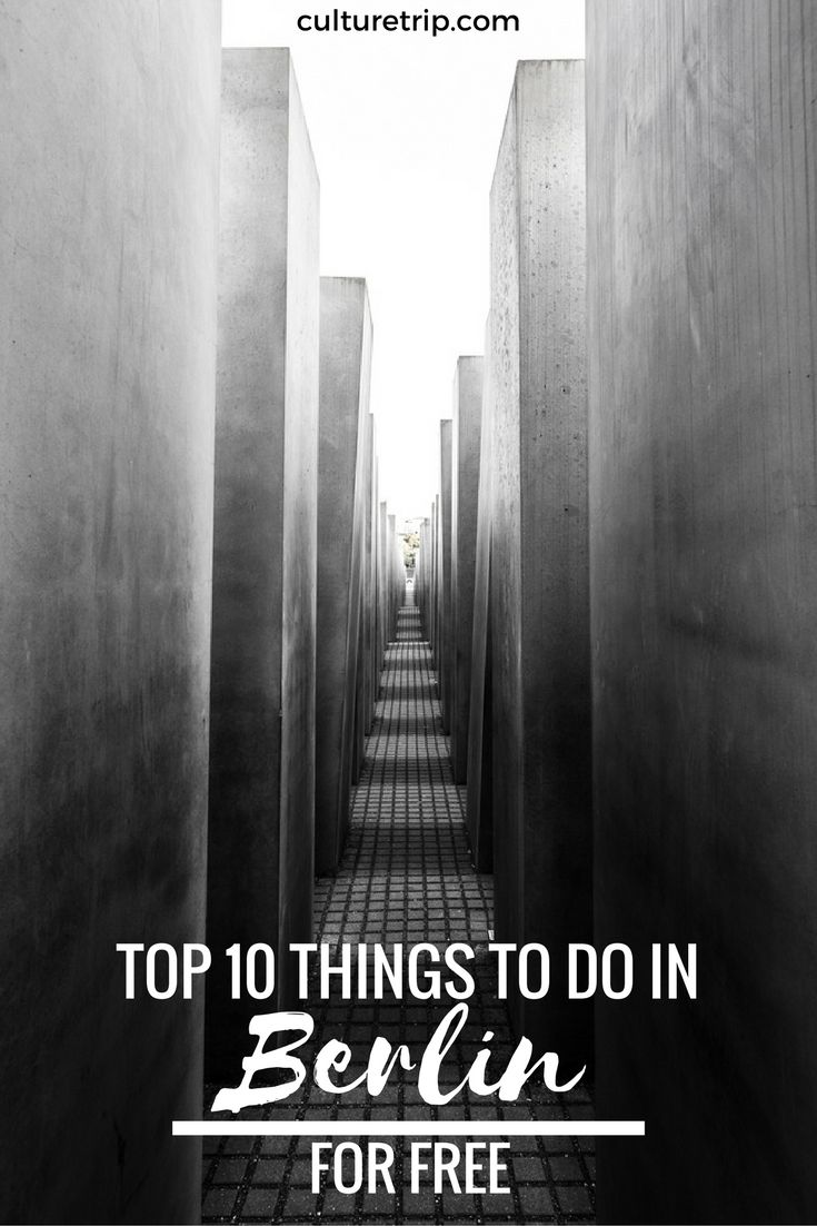 Best Berlin Things To Do Ideas On Pinterest Berlin Things To - 10 things to see and do in berlin germany