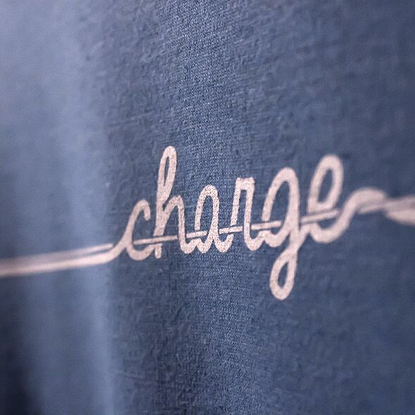 Double Englishman recycled organic cotton T shirt