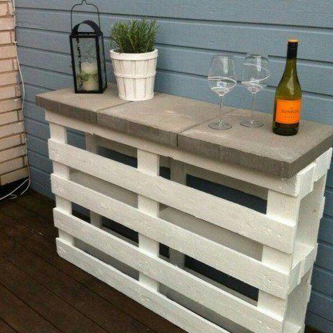 mira estos originales muebles hechos con palets para decorar tu hogar