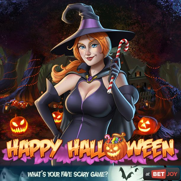 What did the bird say on Halloween? -Trick or tweet! Vote for your favourite scary game by commenting on Facebook and be rewarded with 13 frightening free spins at BETJOY #casino!  #onlinecasino #favourite #fave #freespins #free #spins #bonus #slotmachine #slots #reels #game #gaming #gambling #win #winner #play #monday #happymonday #Halloween