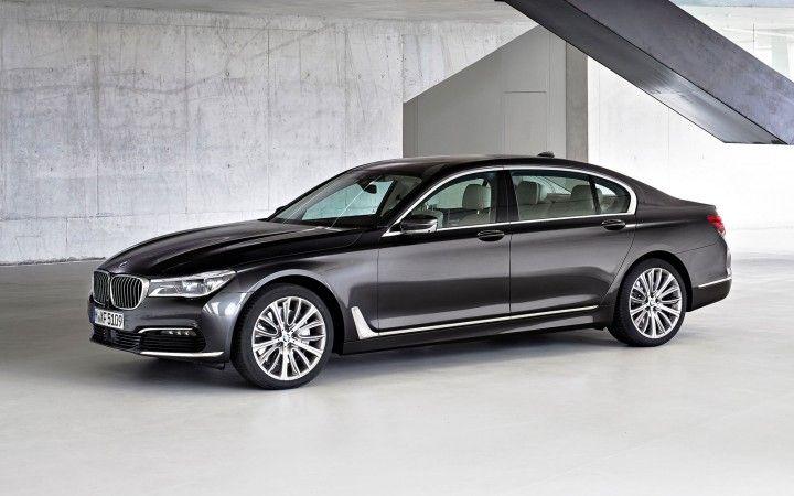 BMW 7 Series - Exterior