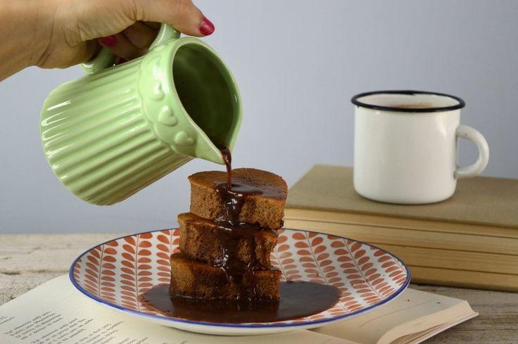 Σοκολατένια pancakes γίγας — Paxxi