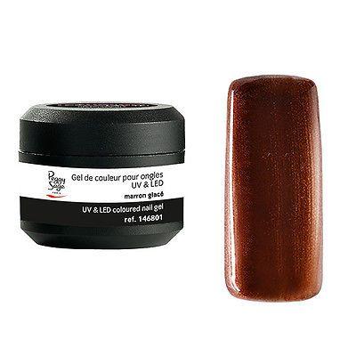 GEL UV MARRON GLACE, Ricostruzione gel - Boutique del Capello