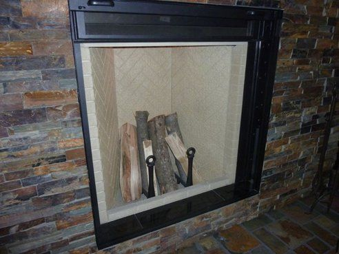 Rumford Fireplace.  This will be in any house in build in the future...check them out on-line.
