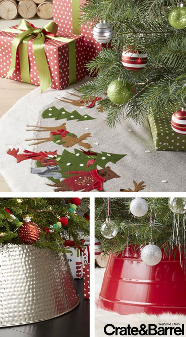 Add the final touch to your dream holiday setup with Christmas tree