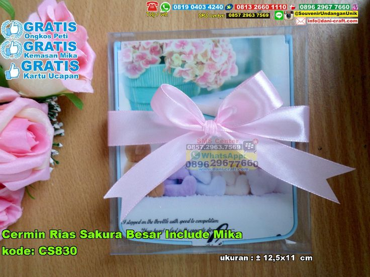 Cermin Rias Sakura Besar Include MikaCermin Rias Sakura Besar Include Mika WA 0857-4384-2114 & 0819-0403-4240 BBM 5B47CC61 #  #CerminRias #PabrikRias #SouvenirPernikahanMurah