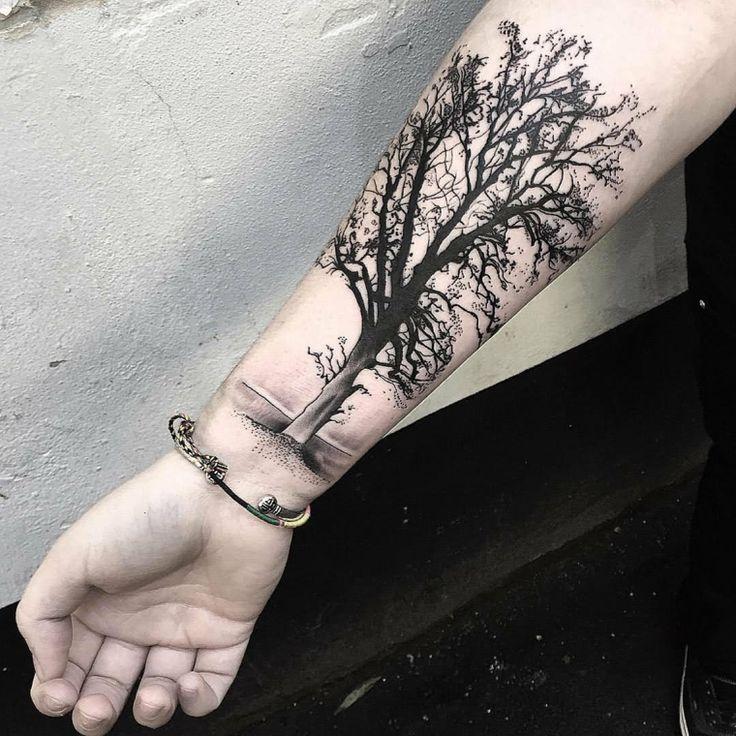 Tatuajes brazo, unos diseños muy originales y los tipos de tatuajes que podéis hacer para dibujar vuestra piel. Unas imágenes de flora y fauna.