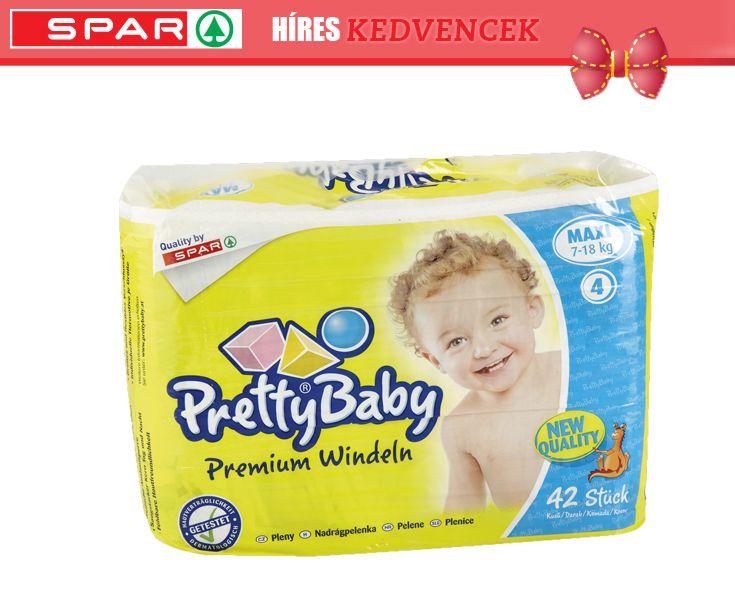 Pretty Baby pelenka maxi 42 darabos csomag / Pineld, és nyerd meg!