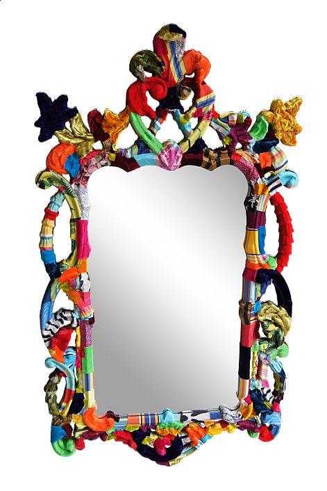 The Fleur De Lys Mirror, Squint