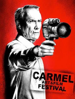 Carmel Art and Film Festival 2012  official poster